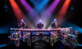 Sennheiser, Neumann i niesamowite dźwięku Blue Man Group