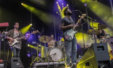 Michael Kiwanuka na Colours Of Ostrava 2017