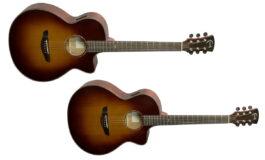 Faith – nowe gitary z serii Classic Burst