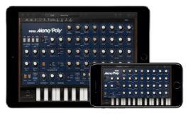 Korg iMono/Poly – nowy syntezator dla iOS