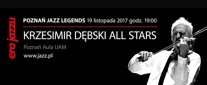 Krzesimir Dębski All Stars – Poznań Jazz Legends