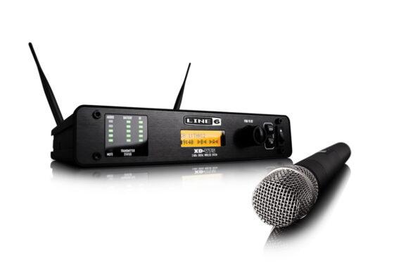 Letnie śpiewanie z systemami bezprzewodowymi Line 6