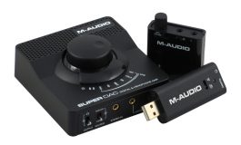 M-Audio Bass Traveler, Micro DAC, Super DAC – test