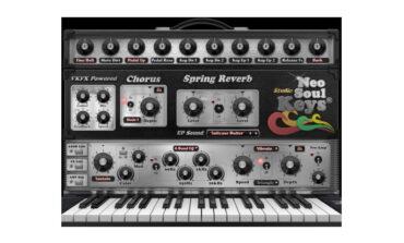 Gospel Musicians Neo-Soul Keys Studio w wersji dla tabletów iPad
