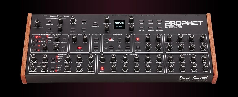 Dave Smith Instruments Prophet Rev2 Desktop