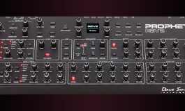 Dave Smith Instruments Prophet Rev2 Desktop