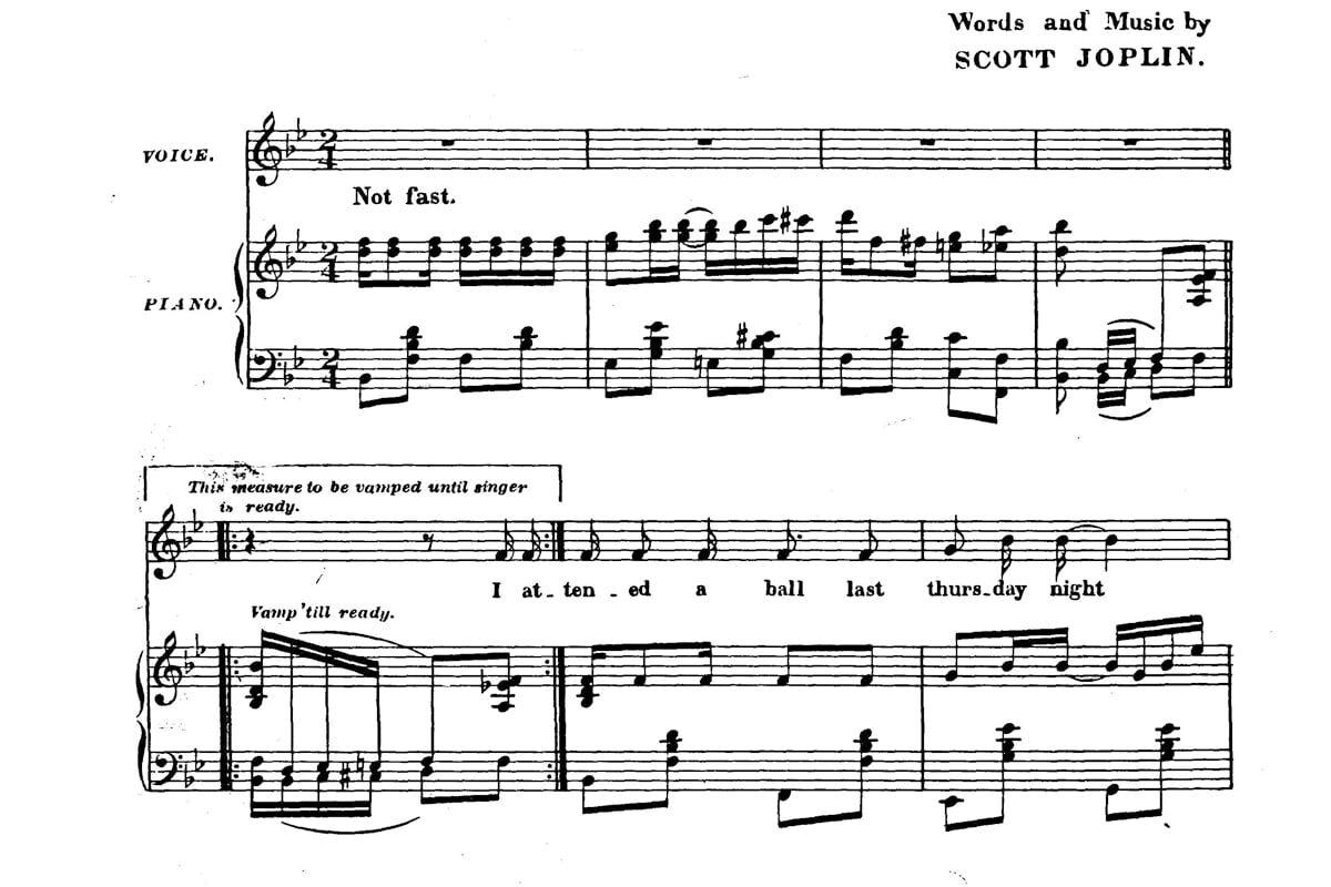Krótka historia jazzu – część pierwsza