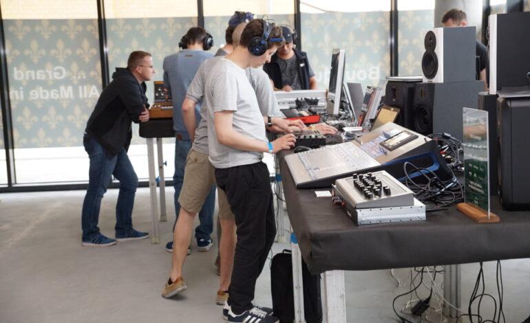 stoisko Audiostacja