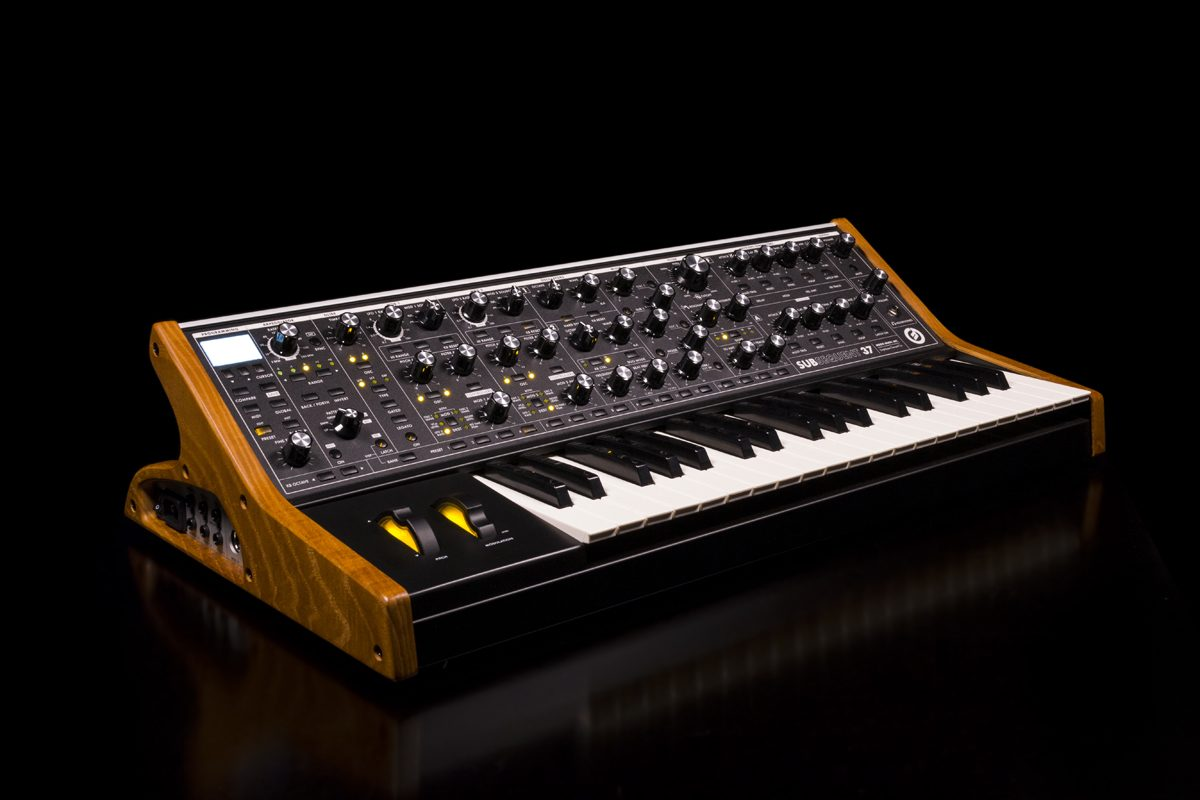 Moog SUBSEQUENT 37 – nowy syntezator analogowy