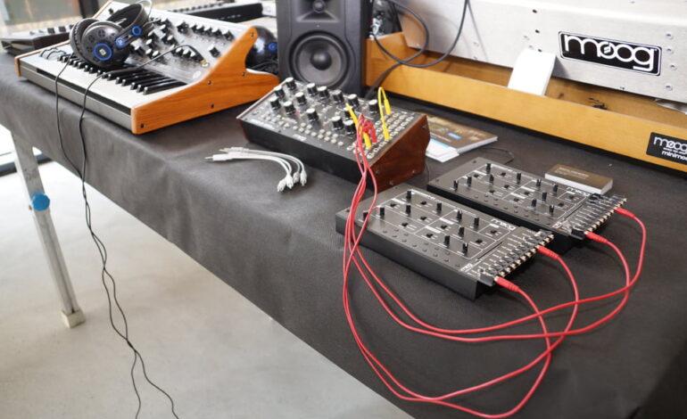 syntezatory Moog