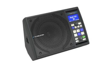 TC-Helicon SingThing – procesor wokalny z nagłośnieniem