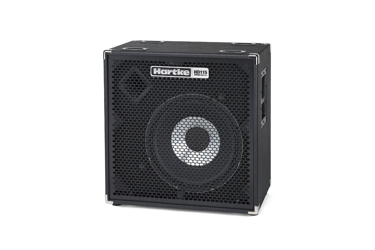 Hartke – zestawy głośnikowe HyDrive dla basistów