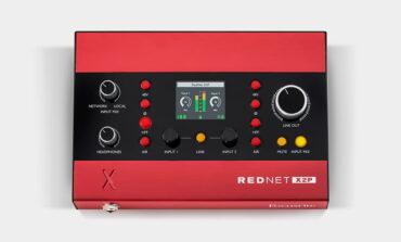 Focusrite RedNet X2P – nieduży interfejs z Dante