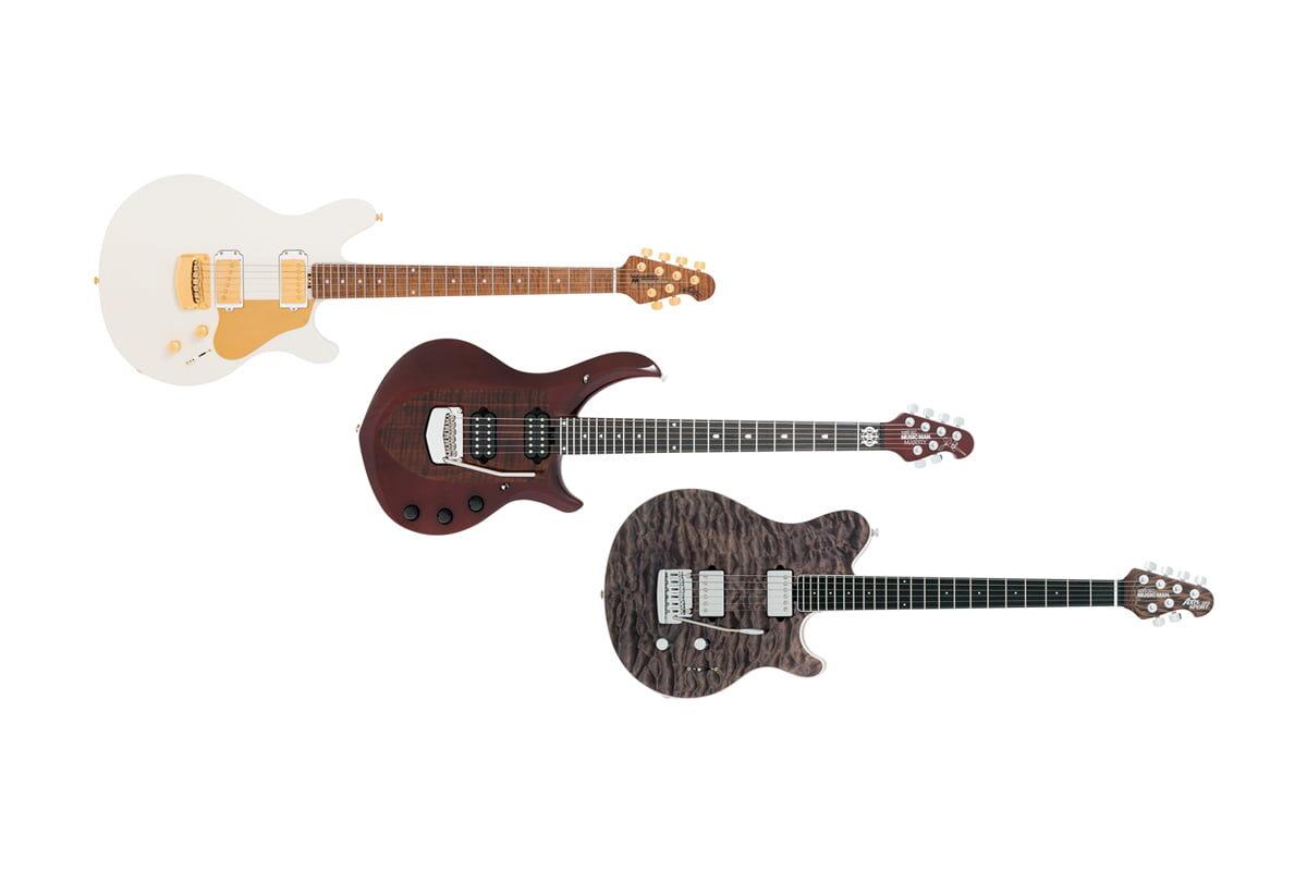 Music Man Ball Family Reserve – wrześniowe limitowane gitary