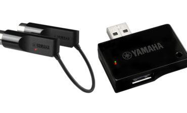 Yamaha MD-BT01 i UD-BT01 – interfejsy iOS