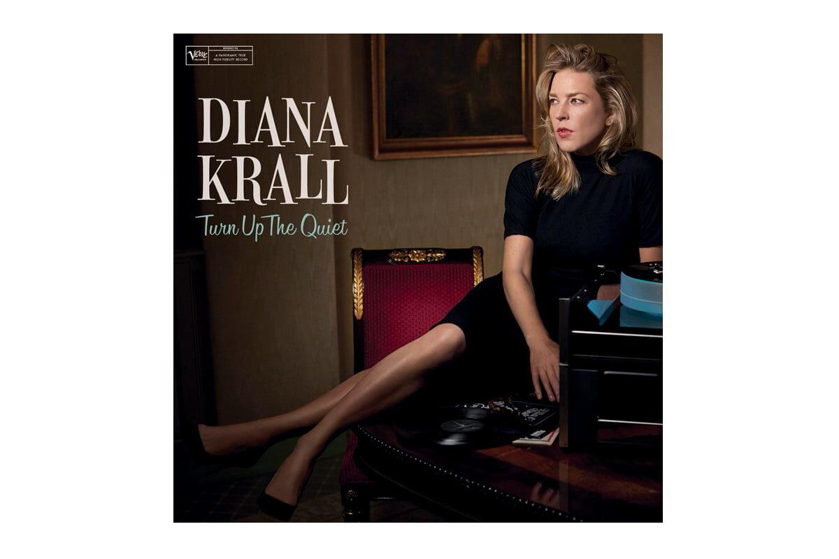 """Diana Krall """"Turn Up The Quiet"""" – recenzja płyty"""