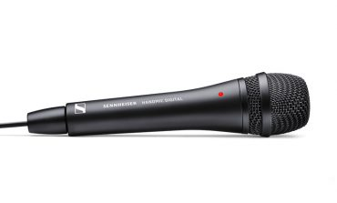 Sennheiser HANDMIC Digital już dostępny