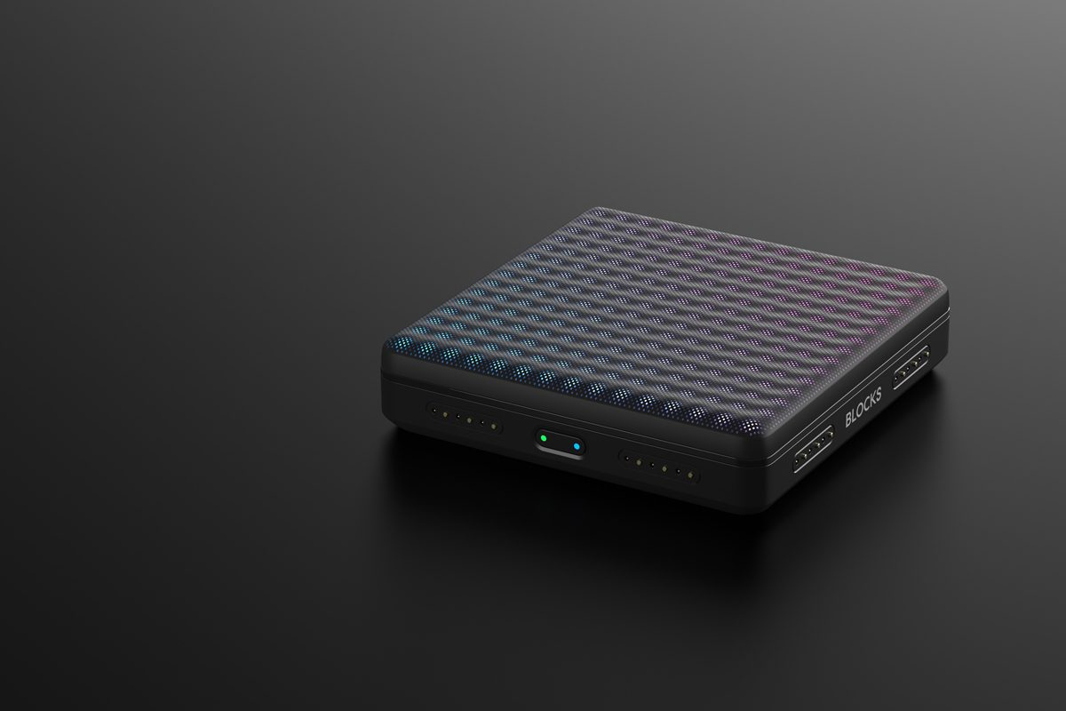 Roli Lightpad Block M i NOISE 3.0