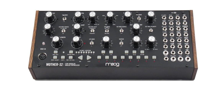 Moog Mother-32 – test syntezatora analogowego