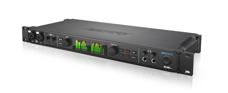 MOTU 828es – interfejs audio Thunderbolt/USB