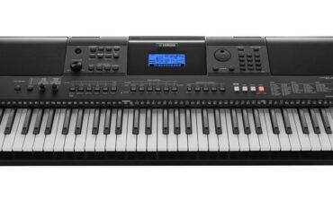 Yamaha – edukacyjne keyboardy PSR-E