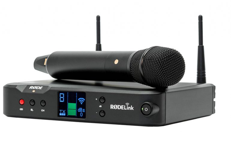 RØDE RØDELink Performer Kit – test systemu bezprzewodowego