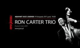 Ron Carter – Jazz Legend Trio – koncert w Poznaniu