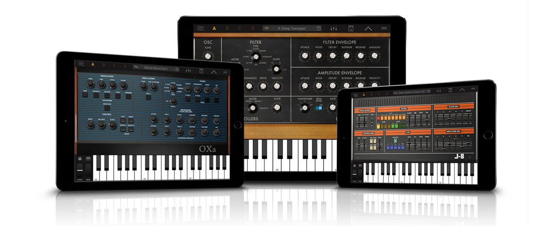 IK Multimedia – Syntronik for iPad
