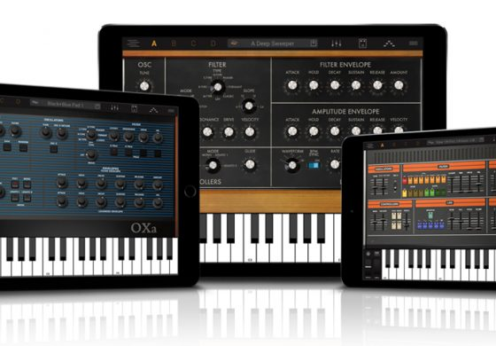 IK Multimedia – Syntronik for iPad