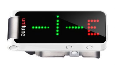 TC Electronic UniTune Clip – tuner z klipsem