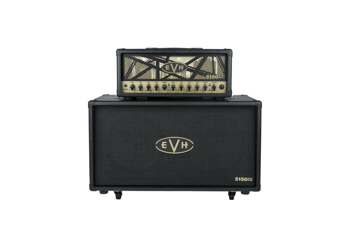 EVH 5150III 50W EL34 HEAD – lampowy wzmacniacz gitarowy