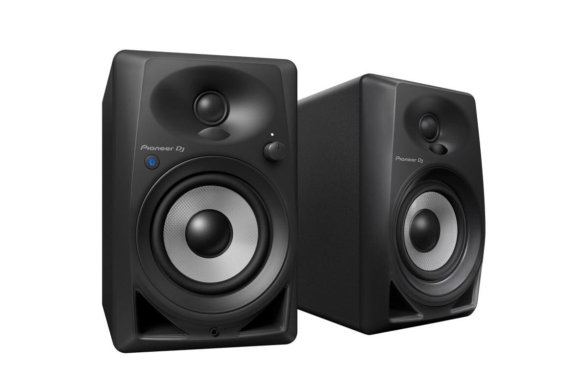 Pioneer DJ DM-40BT i DM-40BT-W – monitory z Bluetooth