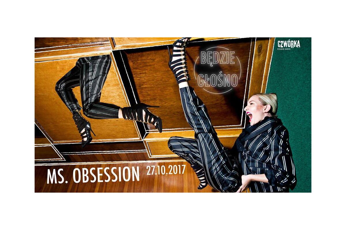 Premiera płyty i koncert Ms. Obsession w radiowej Czwórce