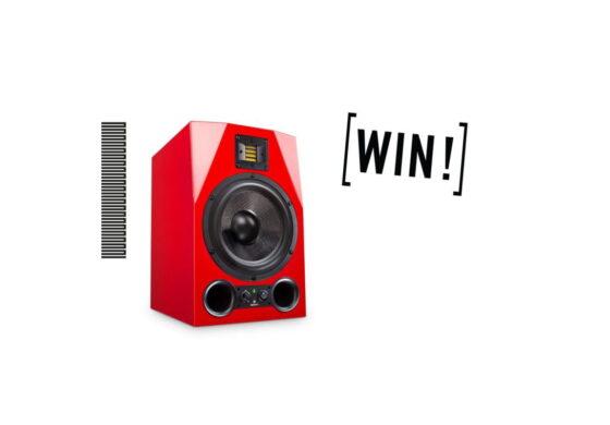 ADAM Audio Soundtrack Competition 2017
