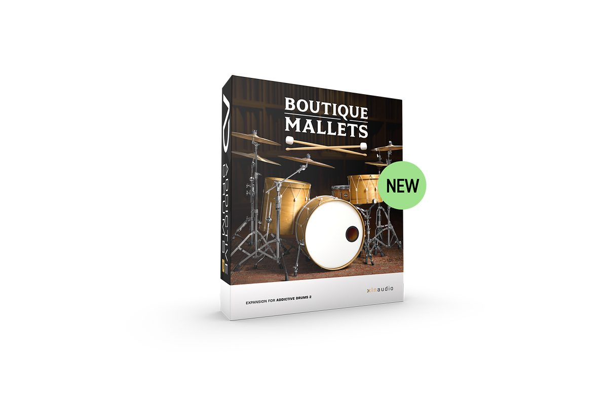 XLN Audio Boutique Mallets ADpak