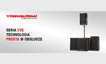 Zestawy głośnikowe Cerwin-Vega CVE w Audiotechu