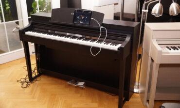 Prezentacja nowych pianin cyfrowych Yamaha Clavinova