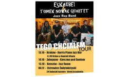 Eskaubei & Tomek Nowak Quartet – najbliższe koncerty