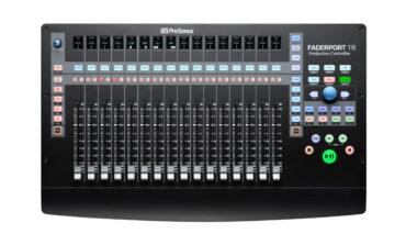 PreSonus FaderPort 16 – nowy kontroler DAW