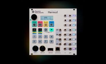 Squarp Instruments Hermod – sekwencer w formacie Eurorack