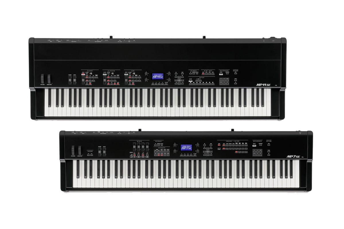 Kawai MP11-SE i MP7-SE – nowe pianina sceniczne
