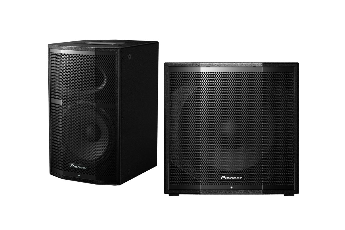 Pioneer Pro Audio XPRS10 i XPRS115S