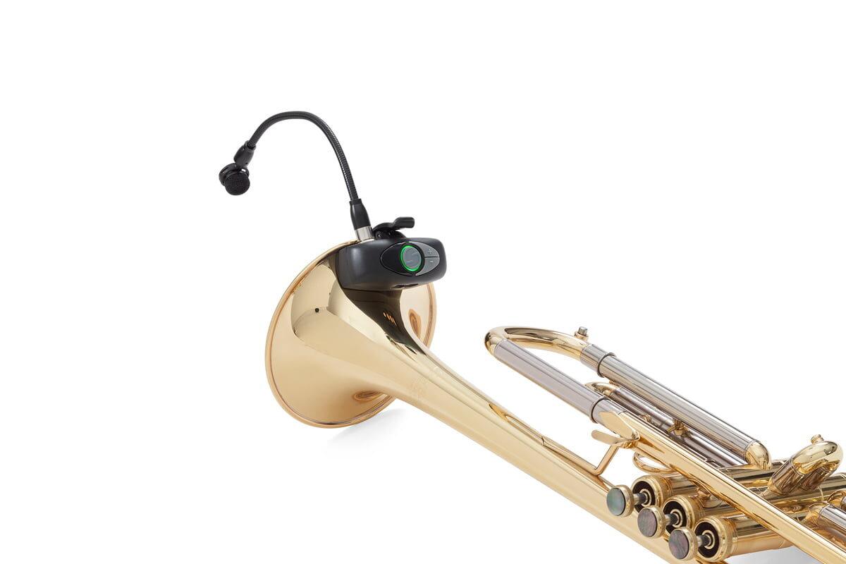 Samson – bezprzewodowy AWX Wind Instrument System