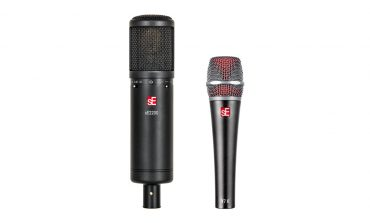 sE Electronics – nowe mikrofony sE2200 i V7 X
