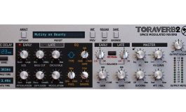 D16 Group Toraverb 2 – Space Modulated Reverb