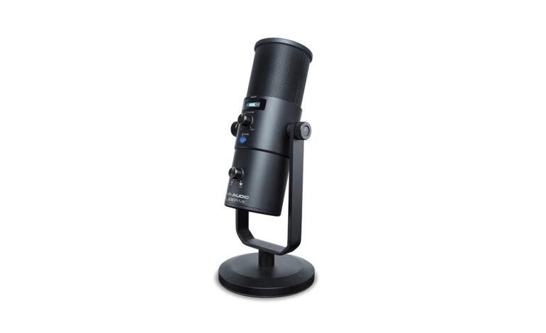 M-Audio Uber Mic – nowy mikrofon z USB