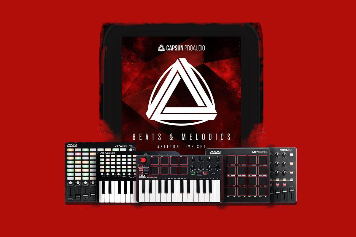 Akai i CAPSUN ProAudio – promocja