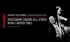 Ron Carter Trio / Krzesimir Dębski All Stars