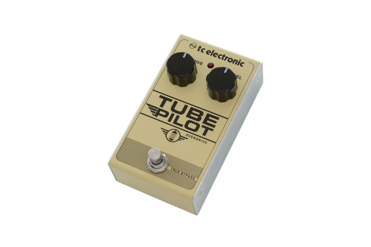TC Electronic Tube Pilot Overdrive – lampowy przester