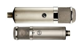 Nowe mikrofony Warm Audio – WA-47 i WA-47jr